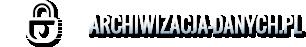 archiwizacja danych online